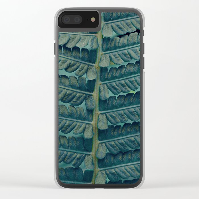 #101 Clear iPhone Case