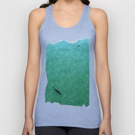 Otters Unisex Tank Top
