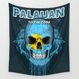 To The Core Collection: Palau Wall Tapestry