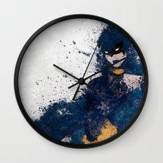 Dark Origins Wall Clock