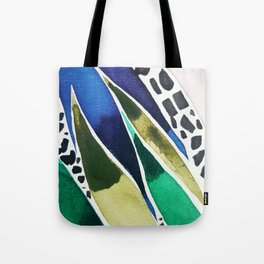 Up & Down Tote Bag