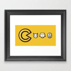 Copyrighteous Framed Art Print