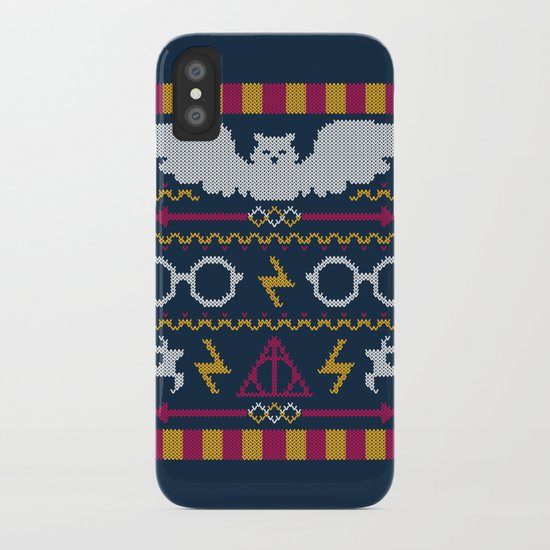 The Sweater That Lived iPhone Case