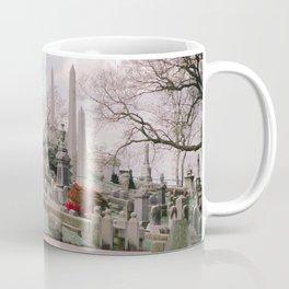 Spring Cemetery Coffee Mug