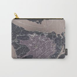 Olympic Peninsula Carry-All Pouch