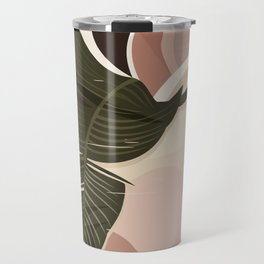Nomade I. Illustration Travel Mug