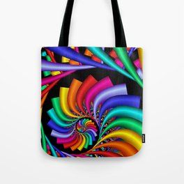 towel full of colors -1- Tote Bag