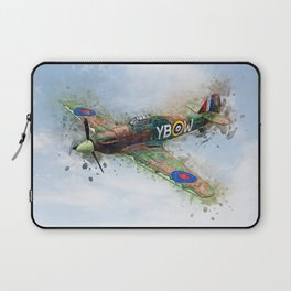 Hawker Hurricane Mk II Laptop Sleeve