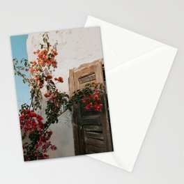Spring Flowers at Terre des Etoiles Morocco Agafay Desert | photo print Stationery Cards