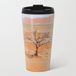 NAMIBIA ... Namib Desert Tree V Travel Mug