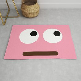Nursery rug fun face  Rug