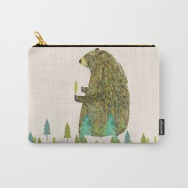 the forest keeper Carry-All Pouch