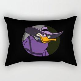 Darkwing Rectangular Pillow