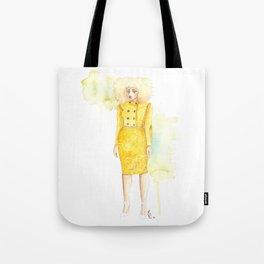 Lemon Limeade Tote Bag