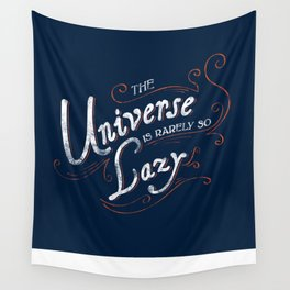 What do we say about coincidence? Wall Tapestry