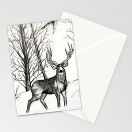 Ink Pen 3 Stationery Cards