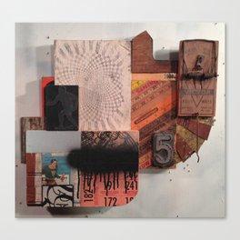 """Four ways"" Canvas Print"