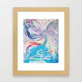 Splash Framed Art Print