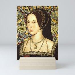 Queen Anne Boleyn Mini Art Print