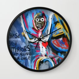 These easy interiors Wall Clock