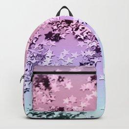 Unicorn Girls Glitter Stars #1 #shiny #pastel #decor #art #society6 Backpack