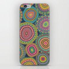 Boho Patchwork-Eden colors iPhone & iPod Skin
