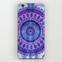 Hydrangea Mandala iPhone Skin