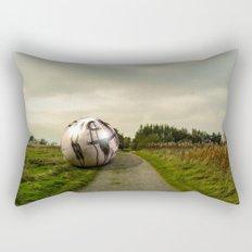 the north Rectangular Pillow