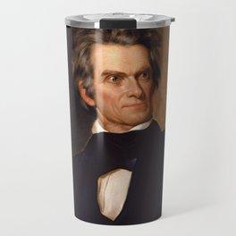 John C. Calhoun Travel Mug