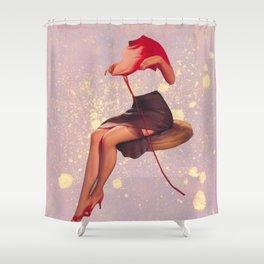 Knitwear Shower Curtain