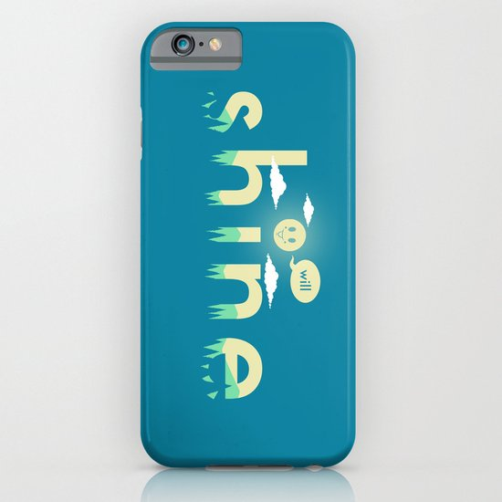 i will shine iPhone & iPod Case