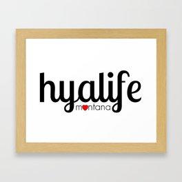Hyalife  Framed Art Print