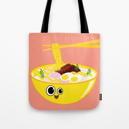 Ramen Mellow Tote Bag