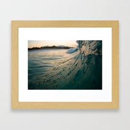 Kona Winds Framed Art Print