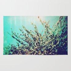 Holga Flowers I  Rug