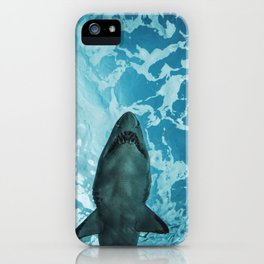 Shark Photography | Deep Sea | Ocean Art | Wildlife | Nature | Fish iPhone Case