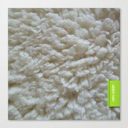100% SHEEP Canvas Print