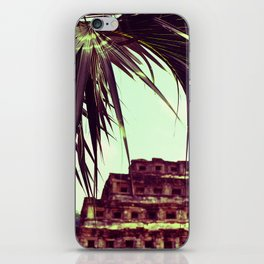 Hot Days in History iPhone Skin