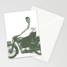 Dad on a Bike Stationery Cards