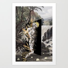 samsara by bedelgeuse Art Print