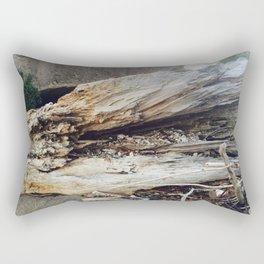 Driftwood Beauty Rectangular Pillow