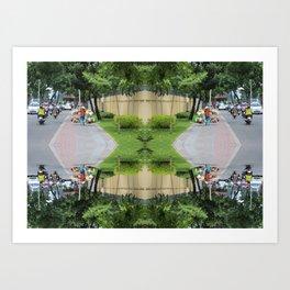 Nam Art Print