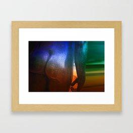Belles Fesses Framed Art Print