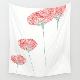 flower I Wall Tapestry