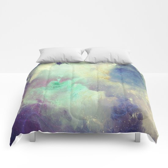 Up to Eternity Comforters