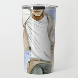 Gunslinger of Ketterdam Travel Mug