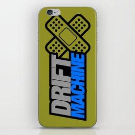 Drift Machine v6 HQvector iPhone Skin
