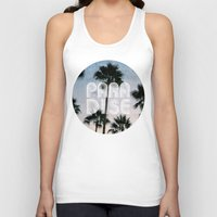 paradise Tank Tops featuring PARADISE by RichCaspian