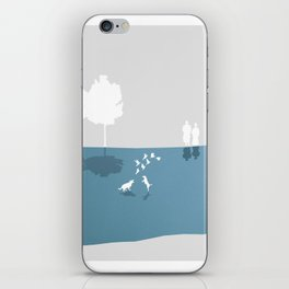 The Museum of Arrested Motion iPhone Skin