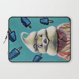 Pete and Pete Mr Tastee - Blue Tornado Bar Laptop Sleeve